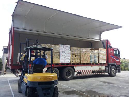 货物运输搬厂